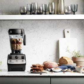 Vitamix kitchen and product photography