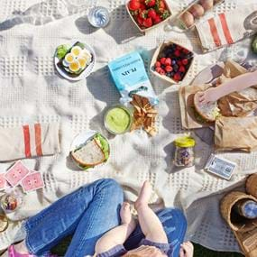 Edible Cleveland picnic outdoor