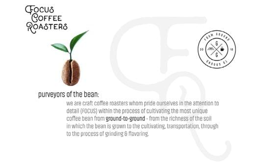 About Focus Coffee Roasters